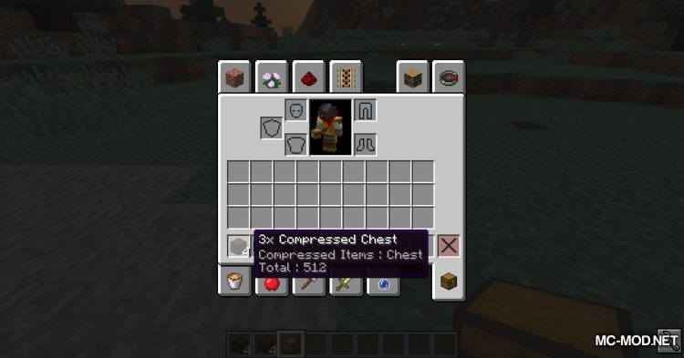 Not Enough Compression mod for Minecraft (11)