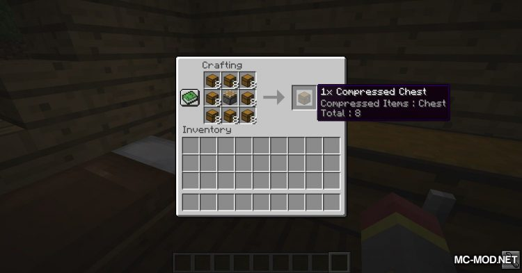 Not Enough Compression mod for Minecraft (7)