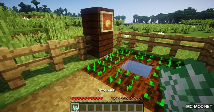 [SBM] Growmeal mod for Minecraft (9)