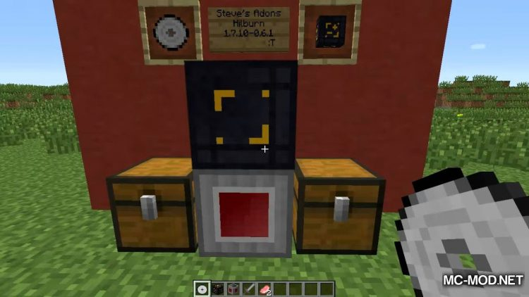 Steve_s Addons mod for minecraft 05