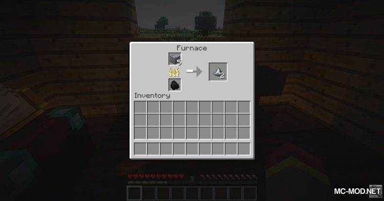 Sulfur and Potassium mod for Minecraft (11)