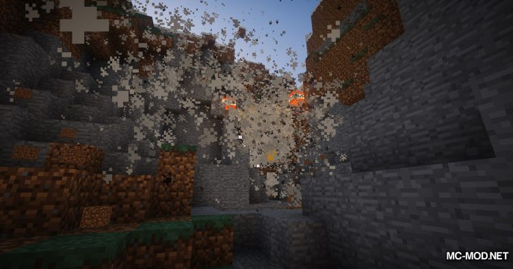 Sulfur and Potassium mod for Minecraft (16)