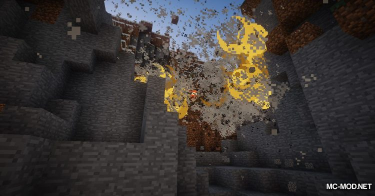 Sulfur and Potassium mod for Minecraft (17)