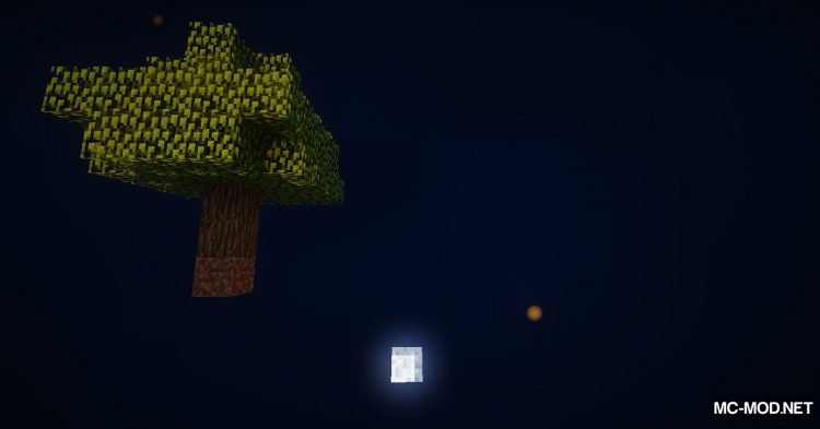 Topography mod for Minecraft (12)