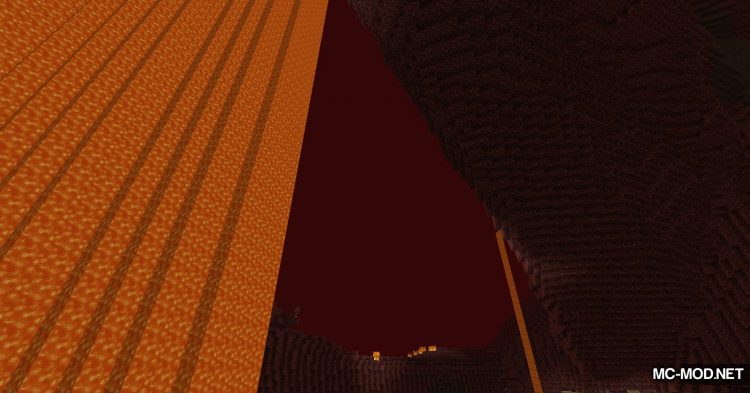 Topography mod for Minecraft (13)