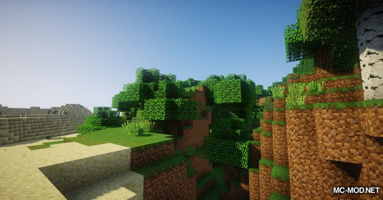 Tree Choppin mod for Minecraft (11)