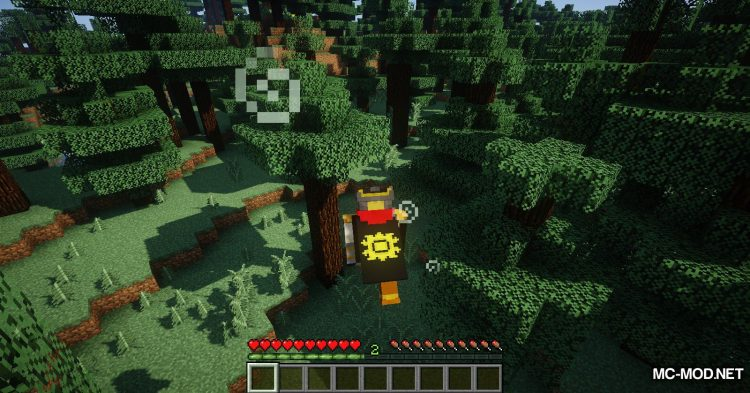 Trinkets and Baubles mod for Minecraft (10)