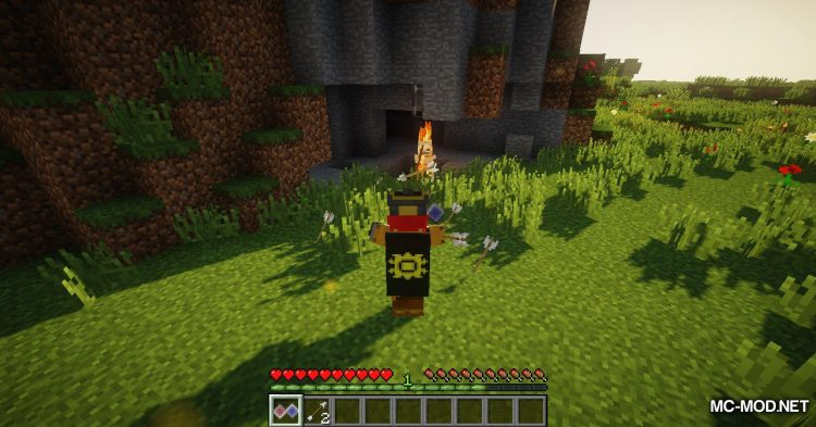 Trinkets and Baubles mod for Minecraft (16)
