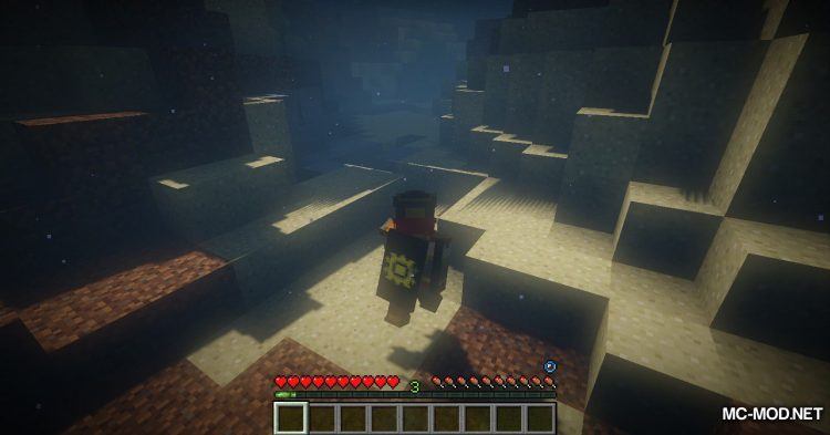 Trinkets and Baubles mod for Minecraft (18)