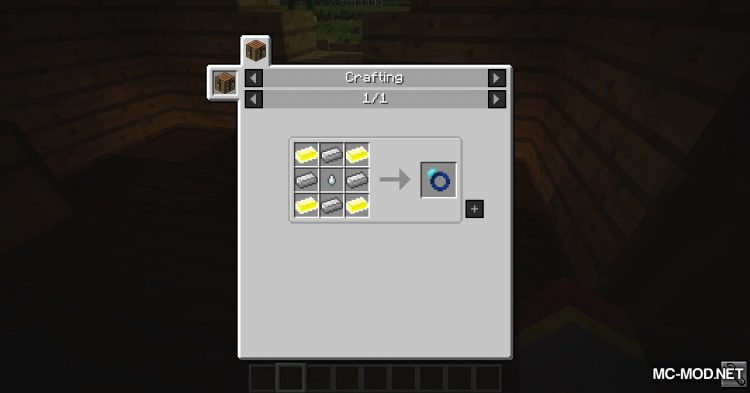 Trinkets and Baubles mod for Minecraft (2)