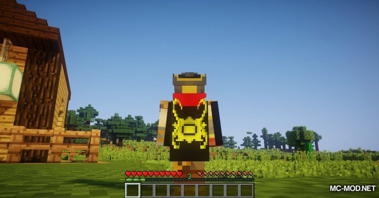 Trinkets and Baubles mod for Minecraft (4)