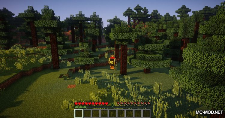 Trinkets and Baubles mod for Minecraft (5)
