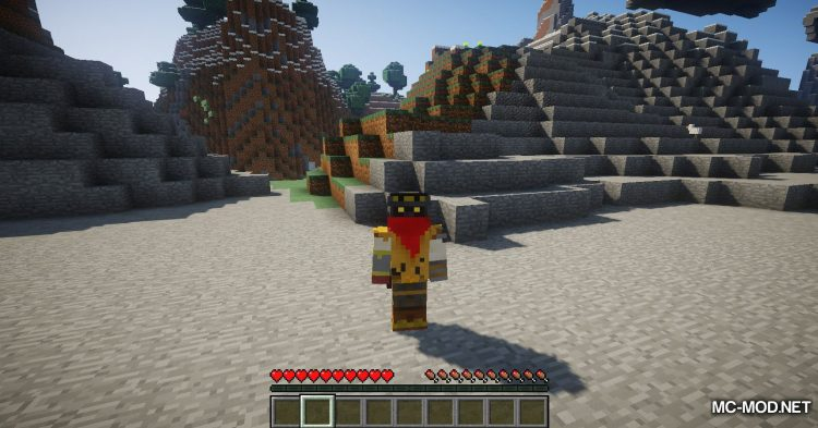 Trophy Slots mod for Minecraft (5)