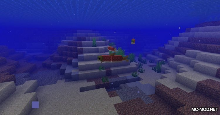 Turtle Shell Drop mod for Minecraft (3)