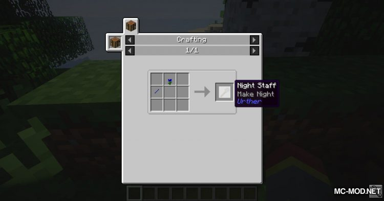 Urther mod for Minecraft (14)