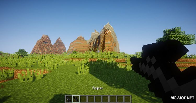 Urther mod for Minecraft (25)