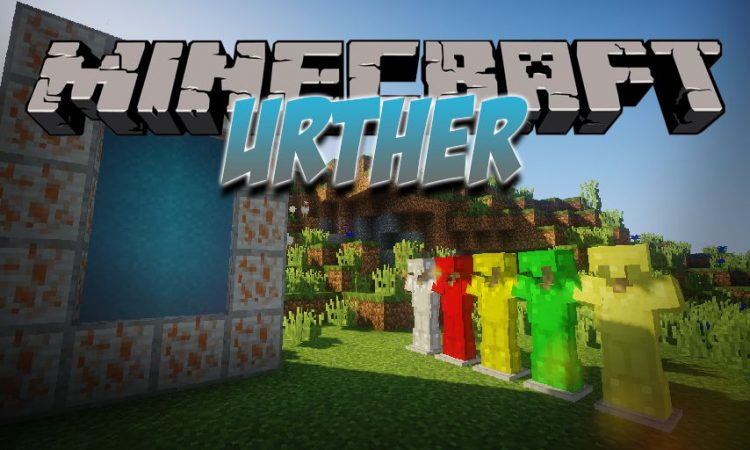 Urther mod for Minecraft logo