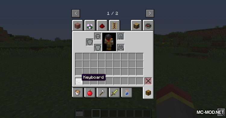 WebDisplays mod for Minecraft (19)