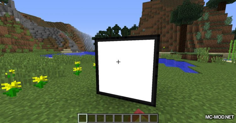 WebDisplays mod for Minecraft (4)