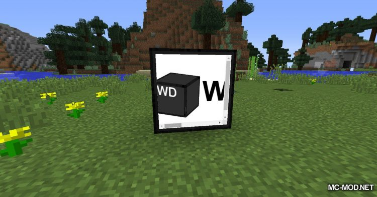 WebDisplays mod for Minecraft (5)