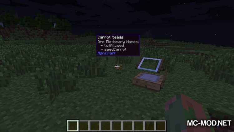 World-Tooltips Mod for Minecraft 2
