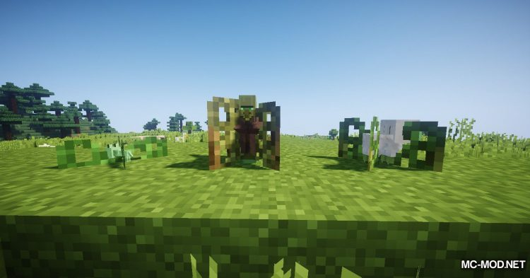 Animal Crops mod for Minecraft (10)