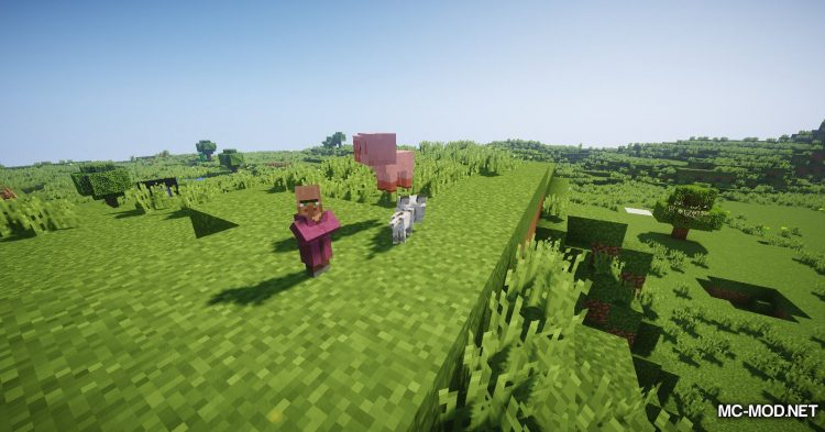 Animal Crops mod for Minecraft (11)
