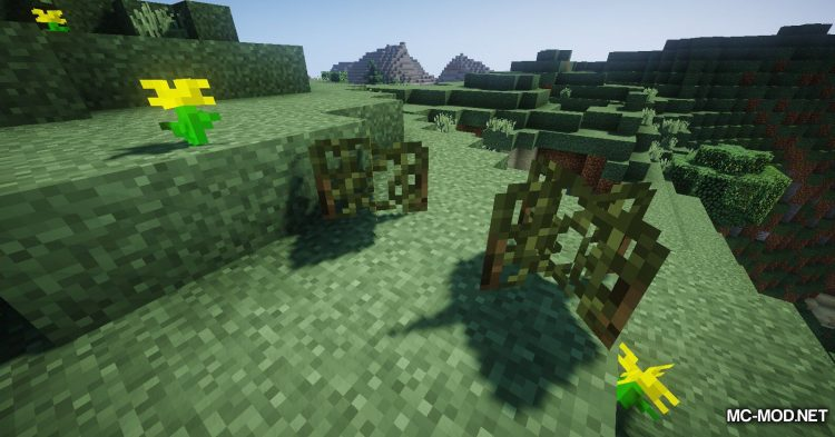 Animal Crops mod for Minecraft (2)