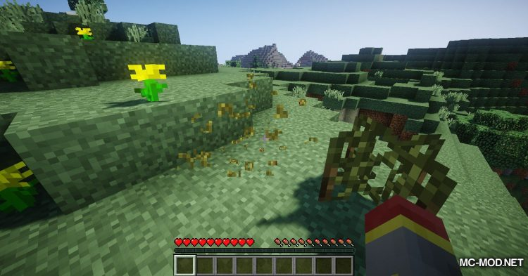 Animal Crops mod for Minecraft (3)