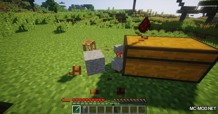 Crafting Station mod for Minecraft (15)