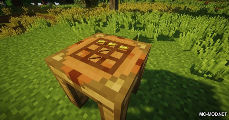 Crafting Station mod for Minecraft (9)