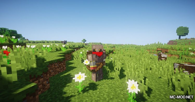 Dirt Takeover mod for Minecraft (14)