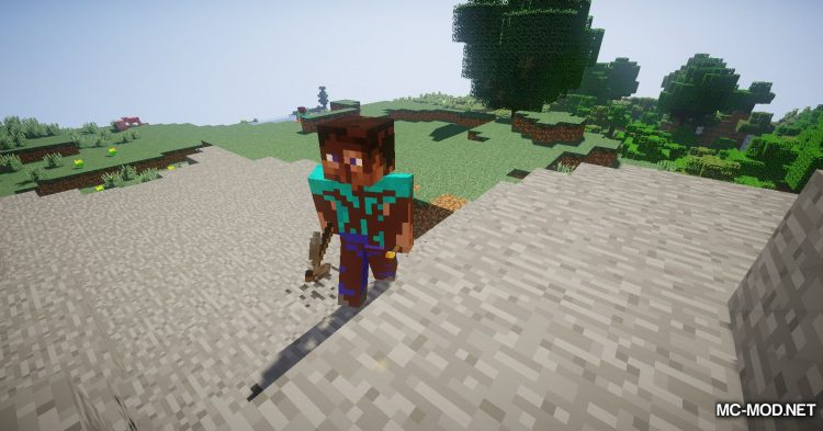 Dirt Takeover mod for Minecraft (2)