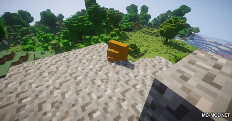Dirt Takeover mod for Minecraft (7)