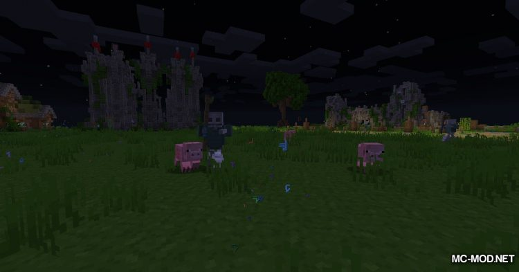 Dungeon Tweaks mod for Minecraft (3)