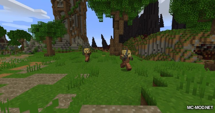 Dungeon Tweaks mod for Minecraft (6)