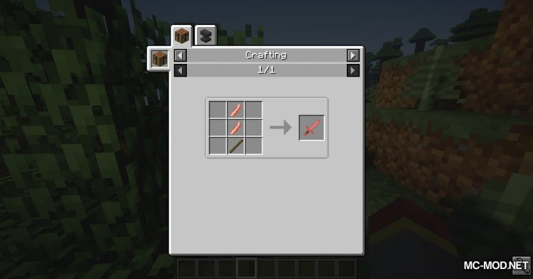 Food Ores mod for Minecraft (9)