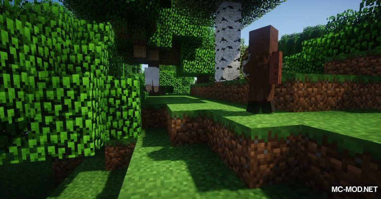 HunterIllager mod for Minecraft (12)