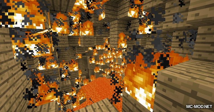 Insanity Dimension mod for Minecraft (10)