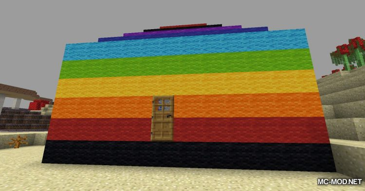 Insanity Dimension mod for Minecraft (12)