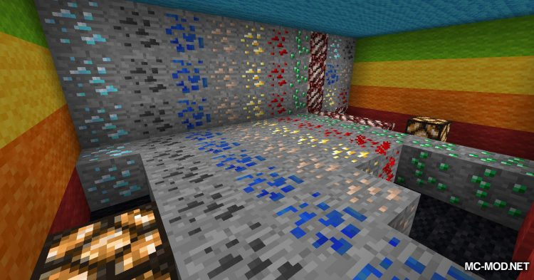 Insanity Dimension mod for Minecraft (13)