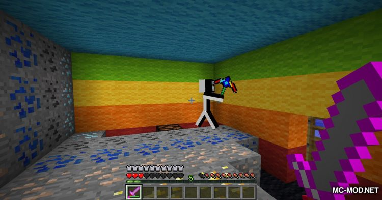 Insanity Dimension mod for Minecraft (14)