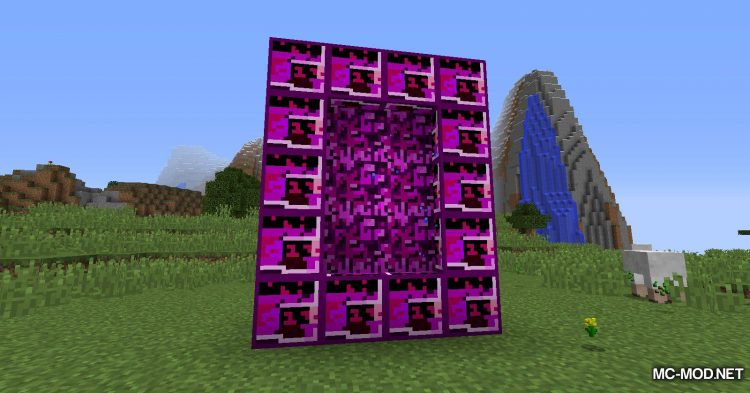 Insanity Dimension mod for Minecraft (18)