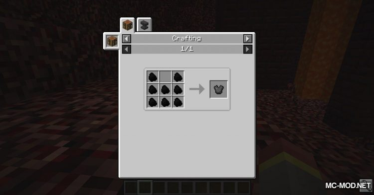 Just Ores mod for Minecraft (13)