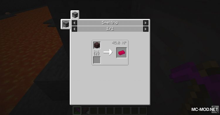 Just Ores mod for Minecraft (28)