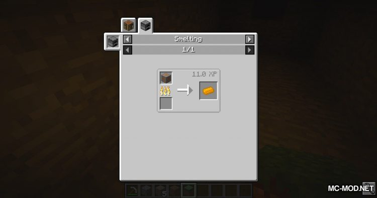 Just Ores mod for Minecraft (5)