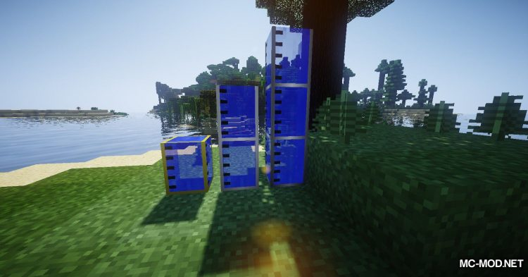 Large Fluid Tank mod for Minecraft (16)
