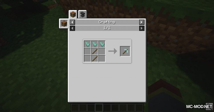 MTM - More Tools Mod mod for Minecraft (6)