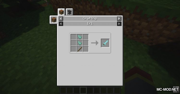 MTM - More Tools Mod mod for Minecraft (7)