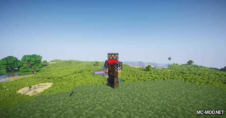 Morcant Ore mod for Minecraft (10)
